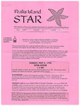 Peaks Island Star : May 1998, Vol. 18, Issue 5
