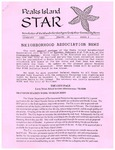 Peaks Island Star : February 1999, Vol. 19, Issue 2 by Service Agencies of the Island