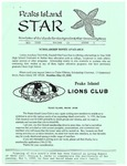 Peaks Island Star : May 2000, Vol. 20, Issue 5 by Service Agencies of the Island