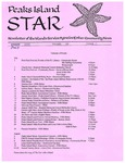 Peaks Island Star : July 2000, Vol. 20, Issue 7 by Service Agencies of the Island
