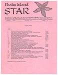 Peaks Island Star : August 2000, Vol. 20, Issue 8 by Service Agencies of the Island