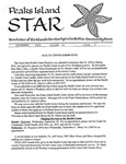 Peaks Island Star : September 2000, Vol. 20, Issue 9 by Service Agencies of the Island