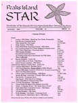 Peaks Island Star : August 2001, Vol. 21, Issue 8 by Service Agencies of the Island