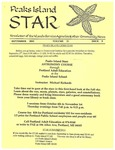 Peaks Island Star : September 2001, Vol. 21, Issue 9 by Service Agencies of the Island