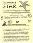 Peaks Island Star : October 2001, Vol. 21, Issue 10