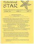 Peaks Island Star : November 2001, Vol. 21, Issue 11