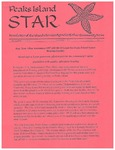 Peaks Island Star : December 2001, Vol. 21, Issue 12 by Service Agencies of the Island