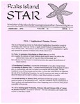 Peaks Island Star : February 2002, Vol. 22, Issue 2 by Service Agencies of the Island