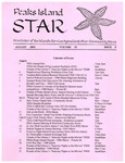 Peaks Island Star : August 2002, Vol. 22, Issue 8 by Service Agencies of the Island