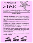 Peaks Island Star : September 2002, Vol. 22, Issue 9 by Service Agencies of the Island