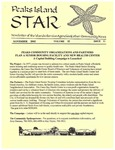 Peaks Island Star : November 2002, Vol. 22, Issue 11 by Service Agencies of the Island