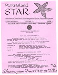 Peaks Island Star : February 2003, Vol. 23, Issue 2 by Service Agencies of the Island