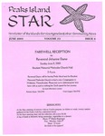 Peaks Island Star : June 2003, Vol. 23, Issue 6 by Service Agencies of the Island