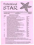 Peaks Island Star : August 2004, Vol. 24, Issue 8 by Service Agencies of the Island