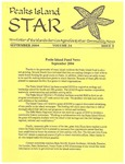 Peaks Island Star : September 2004, Vol. 24, Issue 9 by Service Agencies of the Island
