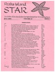 Peaks Island Star : July 2005, Vol. 25, Issue 7 by Service Agencies of the Island