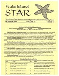 Peaks Island Star : October 2005, Vol. 25, Issue 10 by Service Agencies of the Island