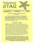 Peaks Island Star : November 2005, Vol. 25, Issue 11 by Service Agencies of the Island