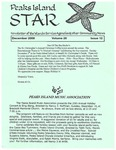 Peaks Island Star : December 2006, Vol. 26, Issue 12