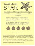 Peaks Island Star : October 2007, Vol. 27, Issue 10 by Service Agencies of the Island