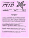 Peaks Island Star : November 2007, Vol. 27, Issue 11