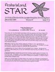 Peaks Island Star : November 2007, Vol. 27, Issue 11