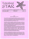 Peaks Island Star : November 2008, Vol. 28, Issue 11 by Service Agencies of the Island
