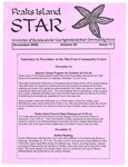 Peaks Island Star : November 2009, Vol. 29, Issue 11 by Service Agencies of the Island