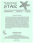 Peaks Island Star : December 2010, Vol. 30, Issue 12 by Service Agencies of the Island