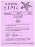 Peaks Island Star : November 2011, Vol. 31, Issue 11 by Service Agencies of the Island