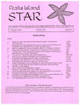 Peaks Island Star : August 2012, Vol. 32, Issue 8 by Service Agencies of the Island