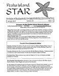Peaks Island Star : January 2013, Vol. 33, Issue 1 by Service Agencies of the Island