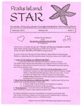 Peaks Island Star : February 2013, Vol. 33, Issue 2 by Service Agencies of the Island