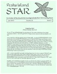 Peaks Island Star : June 2013, Vol. 33, Issue 6 by Service Agencies of the Island