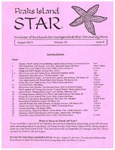 Peaks Island Star : August, Vol. 33, Issue 8 by Service Agencies of the Island