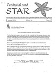 Peaks Island Star : January 2014, Vol. 34, Issue 1 by Service Agencies of the Island