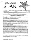 Peaks Island Star : February 2014, Vol. 34, Issue 2 by Service Agencies of the Island