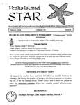 Peaks Island Star : March 2014, Vol. 34, Issue 3 by Service Agencies of the Island