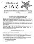 Peaks Island Star : May 2014, Vol. 34, Issue 5