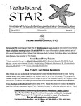 Peaks Island Star : June 2014, Vol. 34, Issue 6 by Service Agencies of the Island