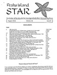 Peaks Island Star : August 2014, Vol. 34, Issue 8 by Service Agencies of the Island