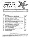 Peaks Island Star : August 2014, Vol. 34, Issue 8