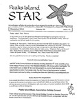 Peaks Island Star : December 2014, Vol. 34, Issue 12 by Service Agencies of the Island