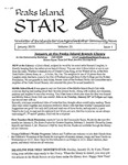 Peaks Island Star : January 2015, Vol. 35, Issue 1 by Service Agencies of the Island