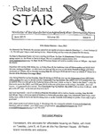 Peaks Island Star : June 2015, Vol. 35, Issue 6 by Service Agencies of the Island
