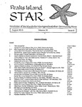 Peaks Island Star : August 2015, Vol. 35, Issue 8 by Service Agencies of the Island