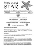 Peaks Island Star : October 2015, Vol. 35, Issue 10 by Service Agencies of the Island