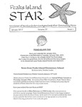 Peaks Island Star : January 2017, Vol. 37, Issue 1 by Service Agencies of the Island