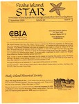 Peaks Island Star : September 2020, Vol. 40, Issue 9 by Service Agencies of the Island