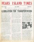 Peaks Island Times : Jun 1977 by Leon S. Clough